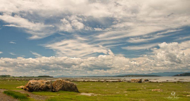 photo photo paysage grand angle