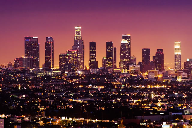 photo paysage los angeles