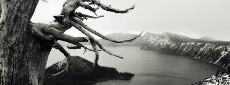 photo photo paysage noir et blanc