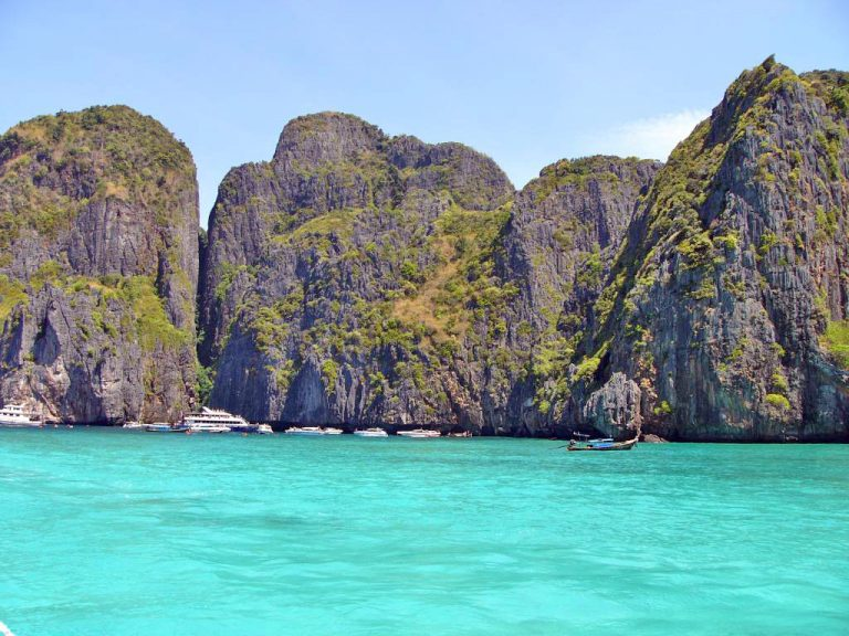 photo paysage thailande