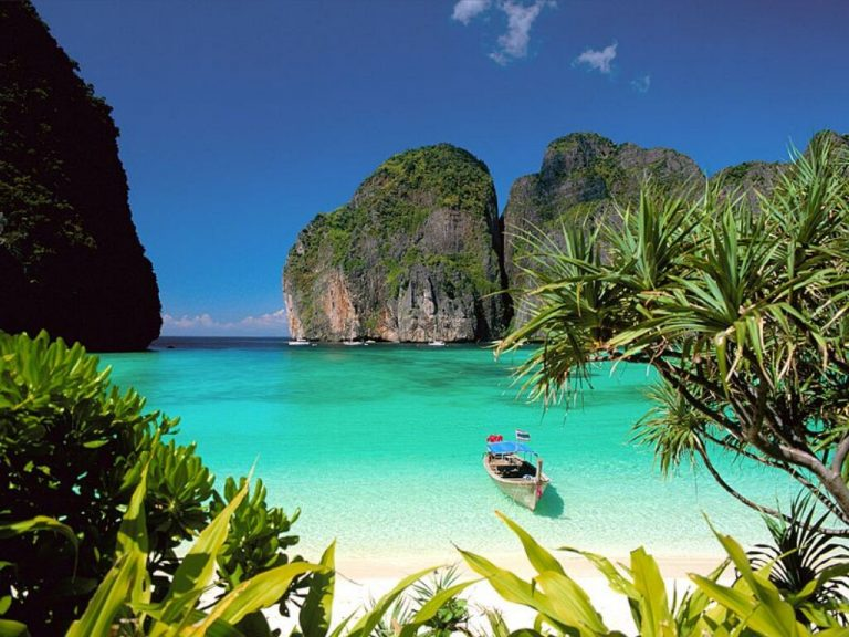 photo paysage thailande