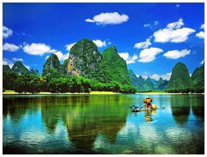 photo photo paysage chinois