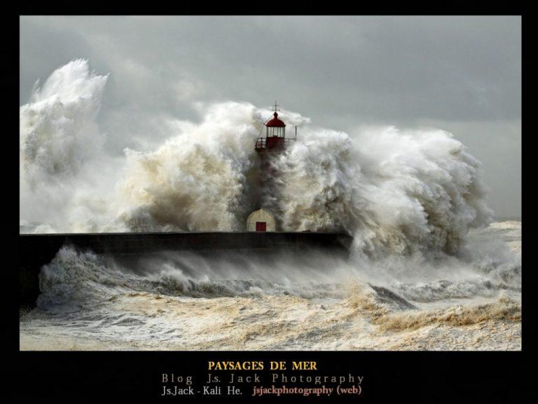 photo paysage de mer
