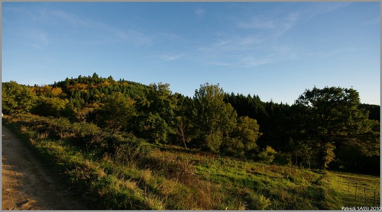 photo photo paysage haute loire