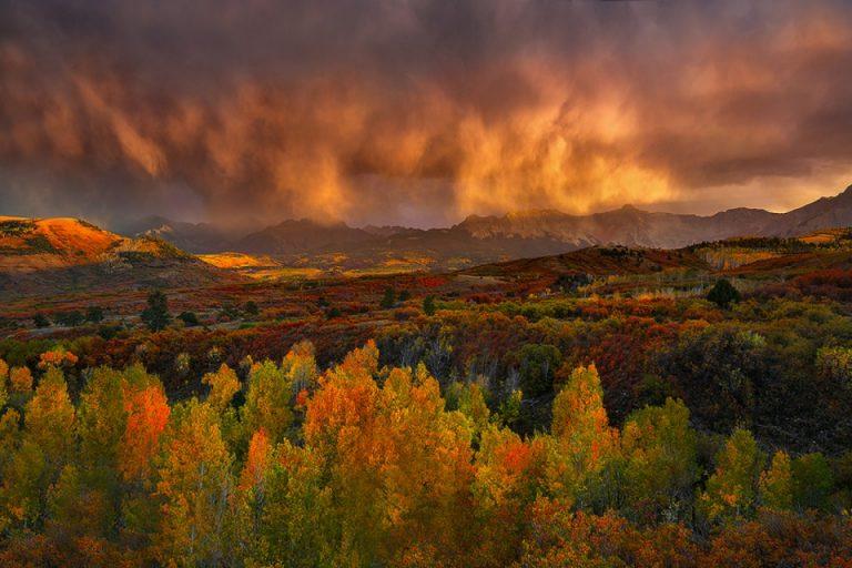 photo image paysage paisible