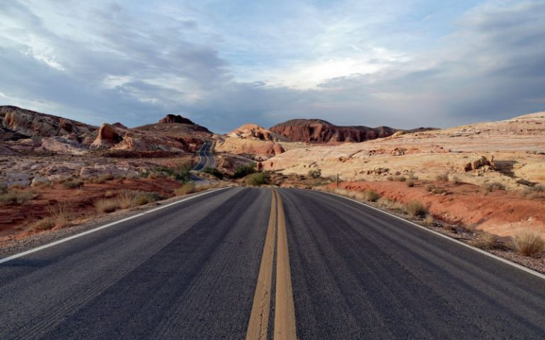 photo photo paysage route 66