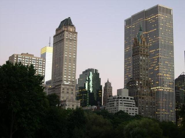 photo photo paysage urbain