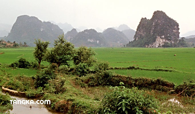 photo paysage vietnam