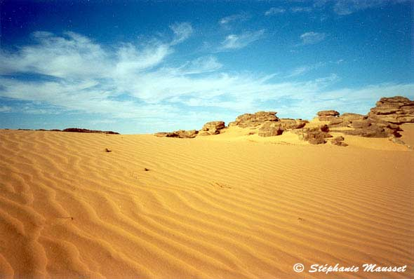 photo image paysage desert