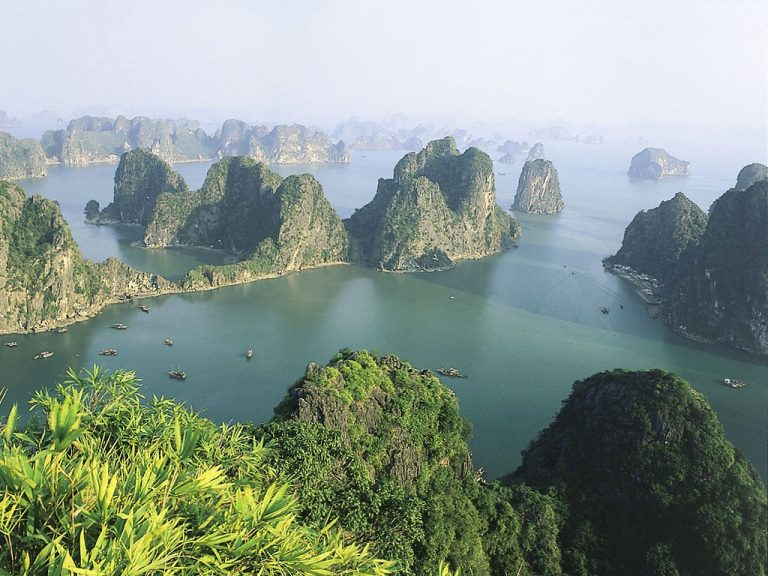 photo image paysage vietnam