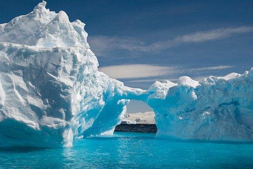 photo photo paysage glace