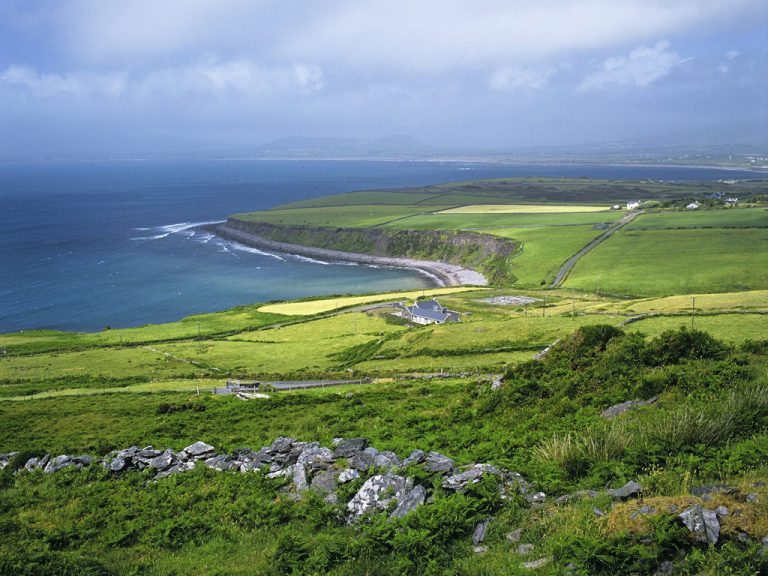 photo paysage irlande