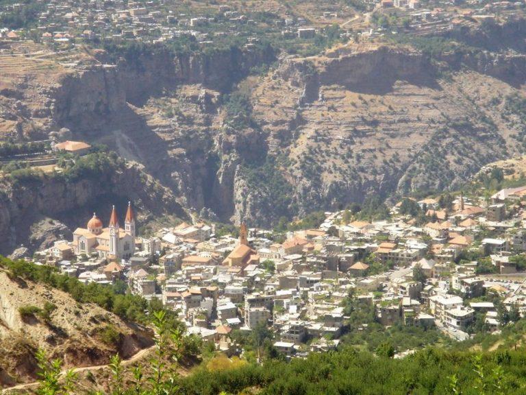 photo paysage liban