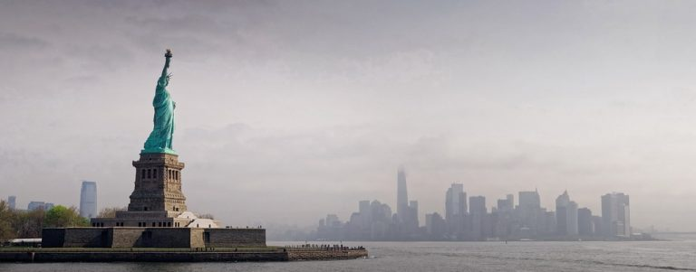 photo paysage new york