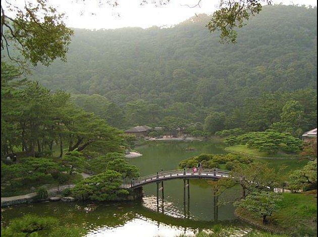 photo image paysage japonais