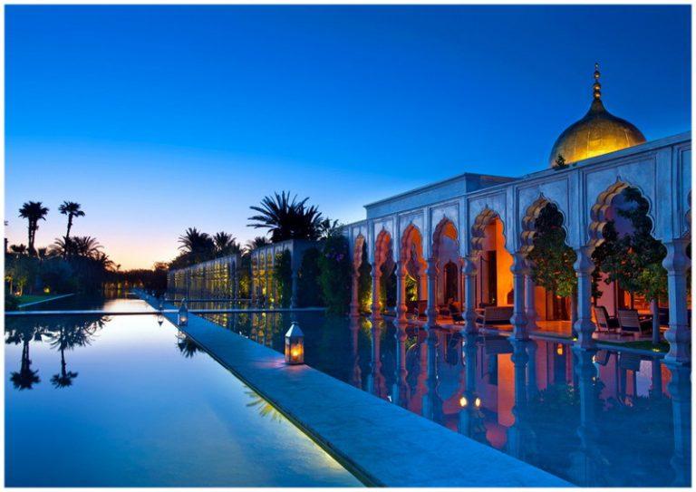 Paysage maroc for Paysage de ville