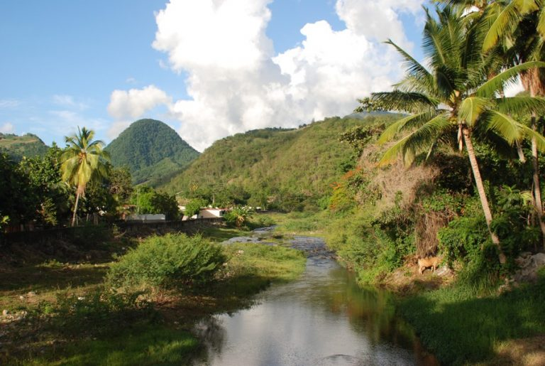 photo photo paysage martinique