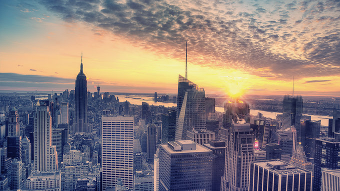photo paysage new york