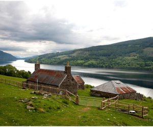 Photos paysage écossais