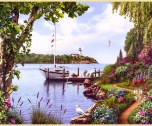 Image d'un paysage merveilleux