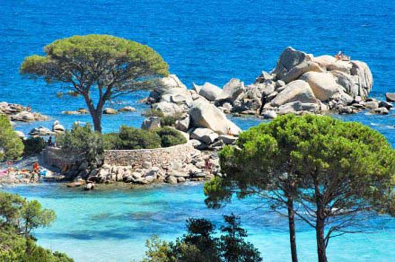photo image paysage corse