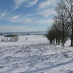Image paysage froid