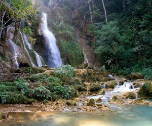 Image paysage laos