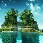 Image paysage nature