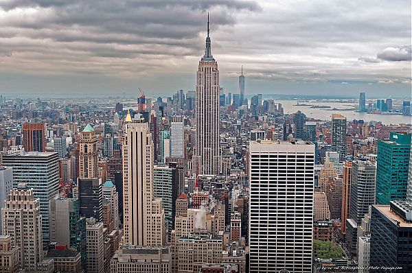photo image paysage new york