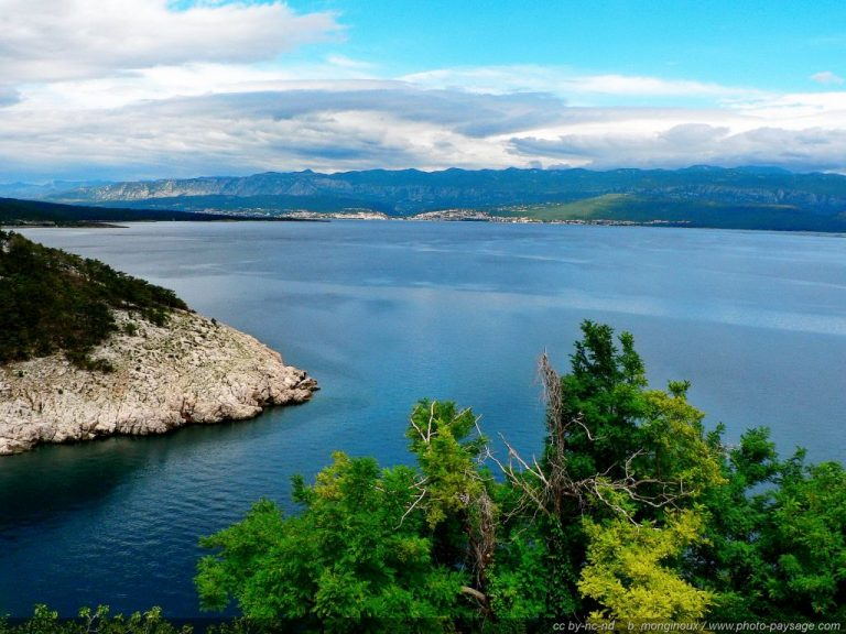 photo paysage croatie