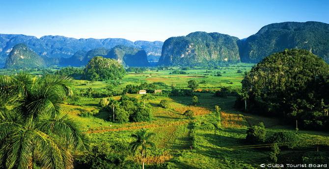 photo paysage cuba