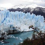 Paysage glacial