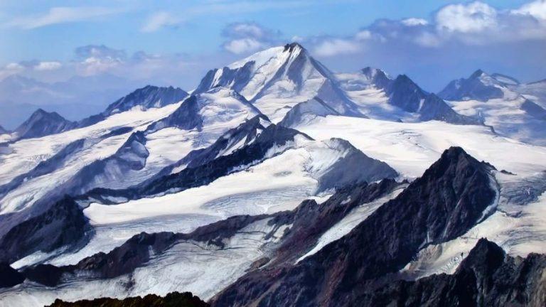 photo paysage glacial