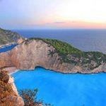Paysage grece