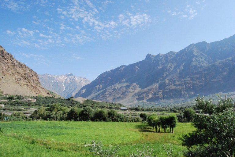 photo photo paysage inde