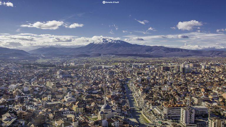 photo paysage kosovo