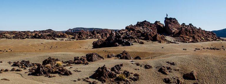 photo paysage lunaire