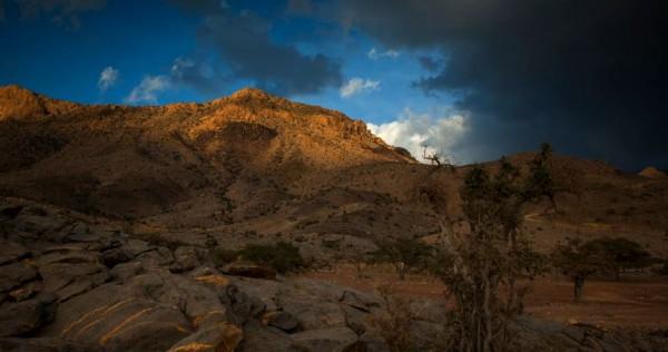 photo paysage oman