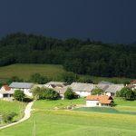 paysage village campagne