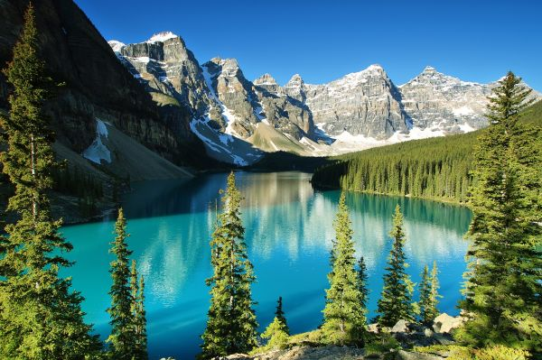 photo photo paysage canada
