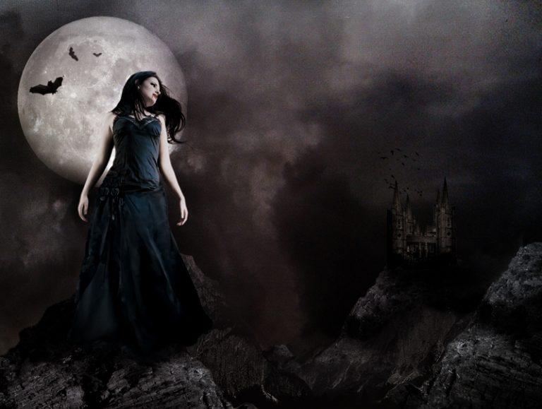 photo image paysage gothique