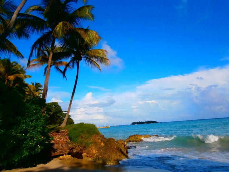 photo photo paysage guadeloupe