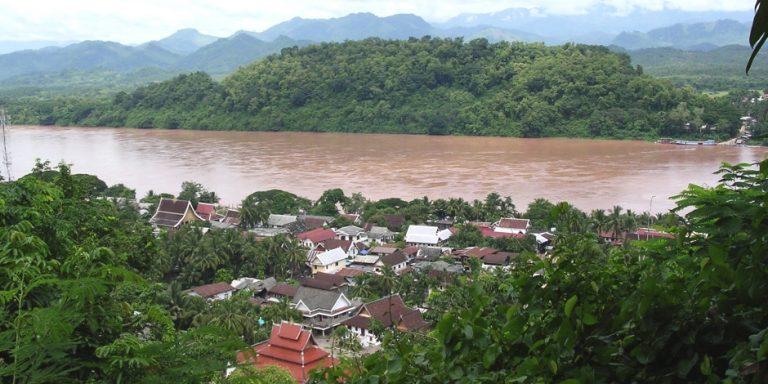 photo image paysage laos
