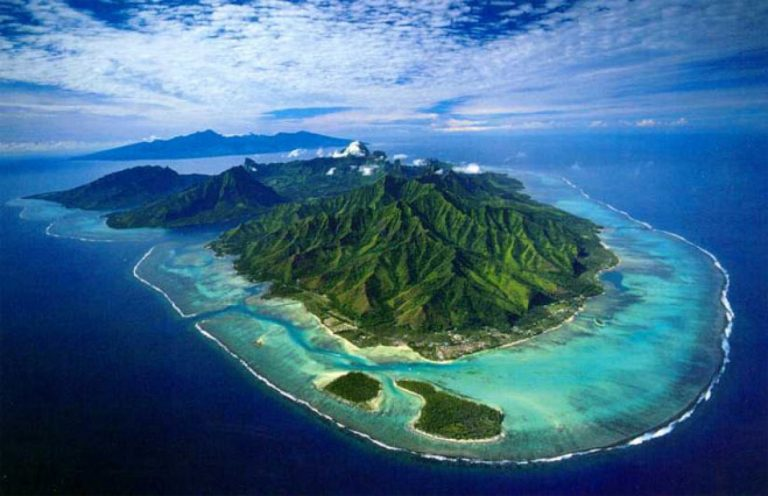 photo paysage tahiti