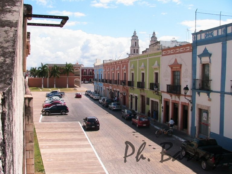 photo paysage yucatan